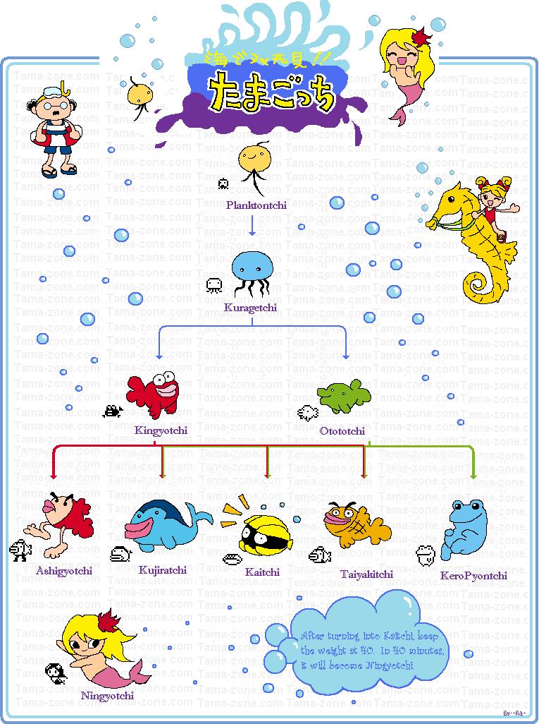 Oceangotchi chart